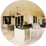 Lousiville Outdoor Kitchen Remodel